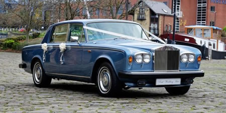 chesterfield wedding car hire