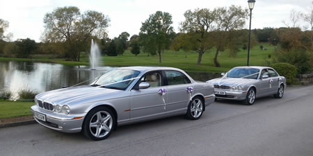 chesterfield wedding car rental