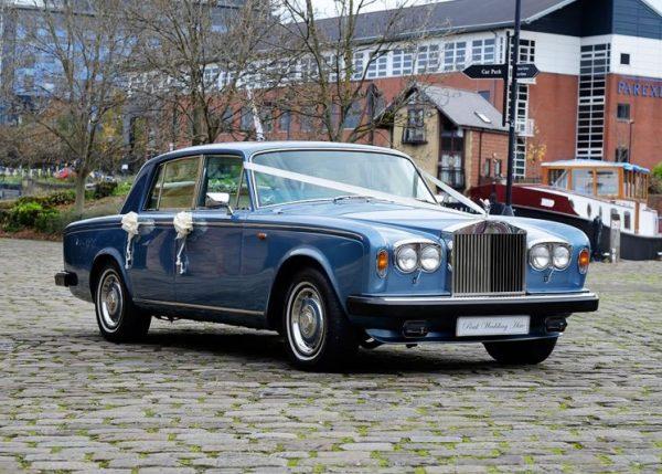 chesterfield wedding car hire