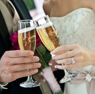 peak wedding hire are chesterfield's wedding car rental experts